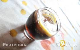 """Коктейль """"Коньяк-кола"""""""