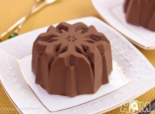 Ванильно-шоколадное мороженое .