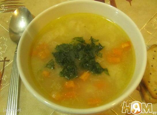 """Рыбный суп """"Тихий вечер"""""""