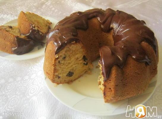 """Кекс """"Внезапный гость"""""""