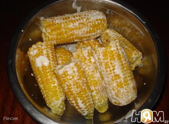 Кукуруза нежная
