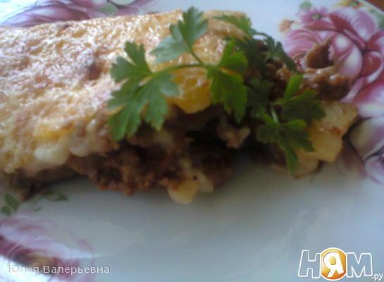 Рецепт Мусака по гречески