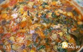"""Смешанные овощи с цыпленком """"Légumes mélangés"""""""