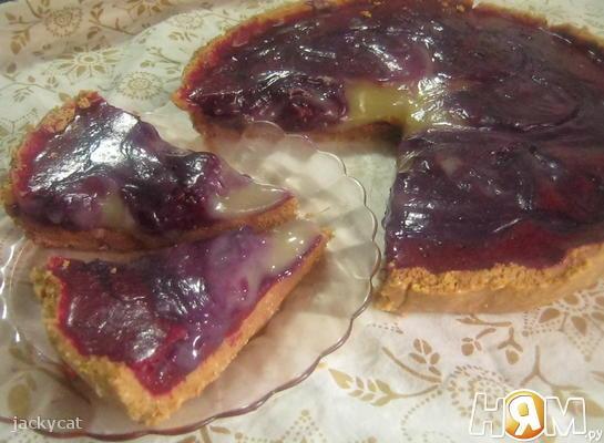 "Пирог ""Сумерки"" (без выпечки)"