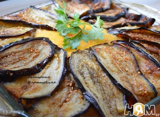 Рецепт Мясная запеканка с овощами