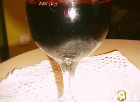 """Домашнее вино """"Изабелла"""""""
