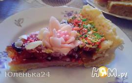 Торт к дню рождения