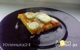 Быстрая пицца  к завтраку