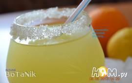 Апельсиново-лимонный напиток