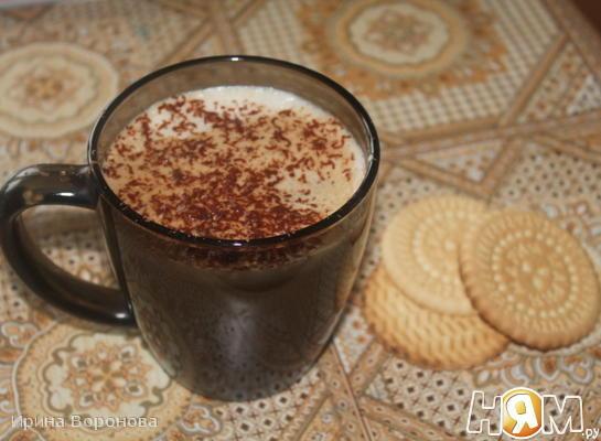 Рецепт Банановый кофе