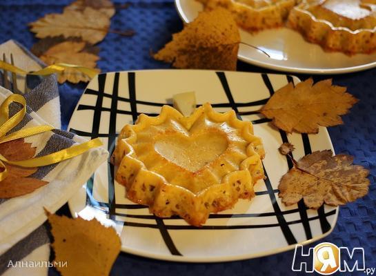 Рецепт Грибы в сырной шубе