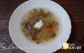 La sopa de hongos