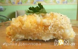 Капустная запеканка по-старорусски